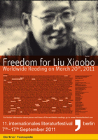 20.03.2011 - Worldwide Reading for the Nobel Peace Prize Laureate Liu Xiaobo